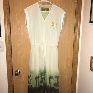Star Wars Endor Themed Dress w/ Built in Slip